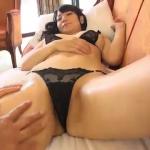 小嶋みつみ 網タイツにTバック姿でプリケツや胸をマッサージされるアイドル