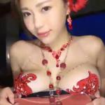 山本ゆう ニプレスをつけて95センチの爆乳Hカップバストを揺らせるアイドル