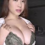 西田麻衣 オフィスで服を脱いでIカップの爆乳を見せる部長と不倫するOL
