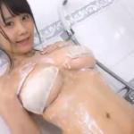 七瀬美桜 あどけない顔ながらHカップバストを揉んだりお風呂で洗うロリ巨乳なアイドル