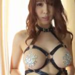 森咲智美 ニプレス姿で擬似セックスするアイドル