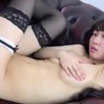生田奈々 Tバックやブラを取って全裸になるアイドル