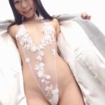 三田羽衣 屋外でスケスケのエッチなランジェリーを着て露出するお姉さま